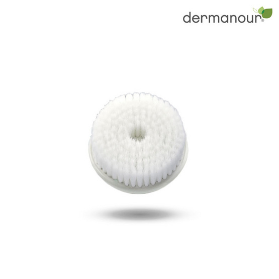Dermanour Brush Head (หัวแปรงนวดทำความสะอาดผิวหน้า)