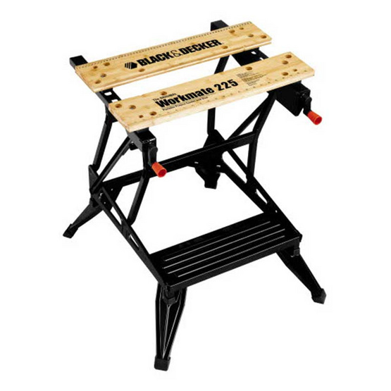 BLACK&DECKER โต๊ะช่างอเนกประสงค์ WM225