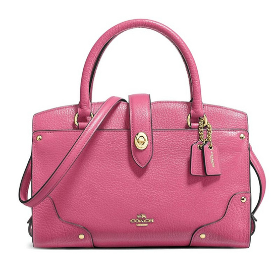 กระเป๋า COACH 37779 MERCER SATCHEL 24 IN GRAIN LEATHER (LIROU) [MC37779LIROU]