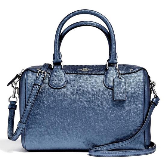 กระเป๋า COACH F21508 MINI BENNETT SATCHELT (SVLBI) [MCF21508SVLBI]