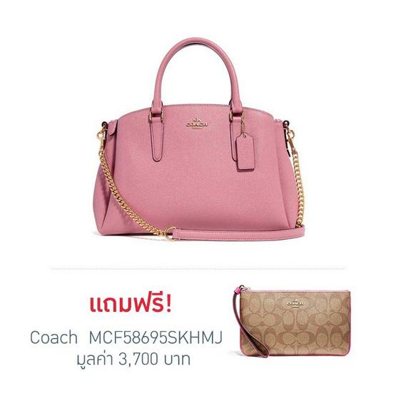 กระเป๋า COACH F28976 SAGE CARRYALL (IMNB2) [MCF28976IMNB2]