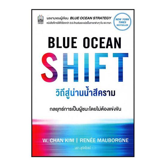 วิถีสู่น่านน้ำสีคราม BLUE OCEAN SHIP