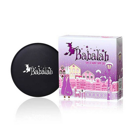 BABALAH UV TWO WAY SPF 20 7 G. #01