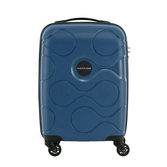 KAMILIANT กระเป๋าเดินทาง รุ่น MUPUNA 20 นิ้ว TSA สี OCEAN GREEN