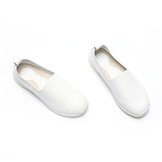 รองเท้าคัชชูสุขภาพ Rebecca LIm's by Talon รุ่น BUDAPEST สีขาว