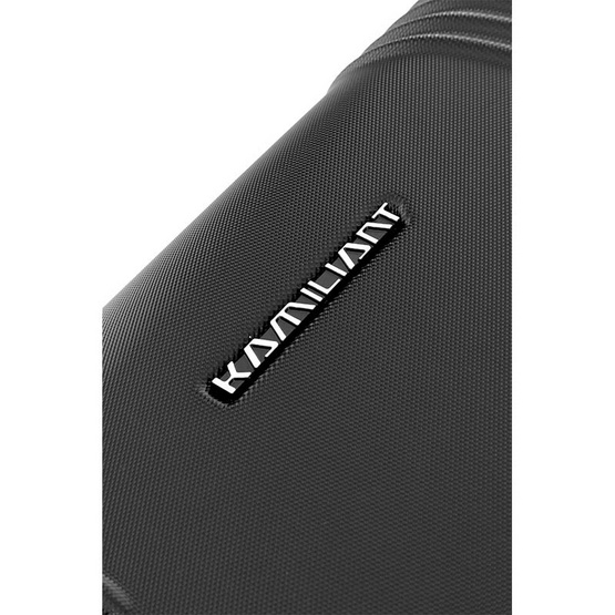 KAMILIANT กระเป๋าเดินทางรุ่น TEKU  SPINNER 55/20 TSA - BLACK