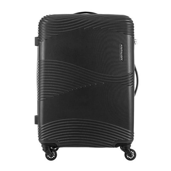 KAMILIANT กระเป๋าเดินทางรุ่น TEKU  SPINNER 68/25 TSA - BLACK
