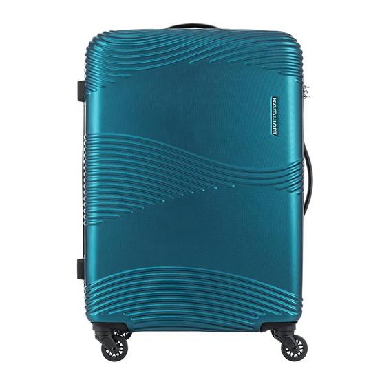 KAMILIANT กระเป๋าเดินทางรุ่น TEKU  SPINNER 68/25 TSA - PETROL BLUE