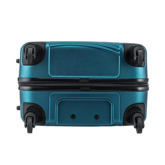 KAMILIANT กระเป๋าเดินทางรุ่น TEKU  SPINNER 78/29 TSA - PETROL BLUE