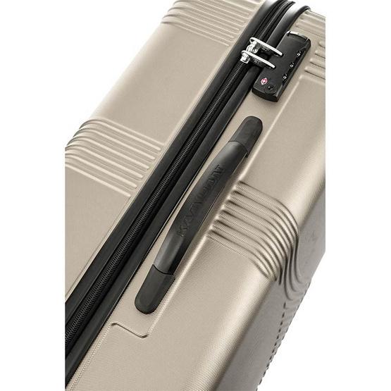 KAMILIANT กระเป๋าเดินทางรุ่น TEKU  SPINNER 68/25 TSA - LIGHT GOLD