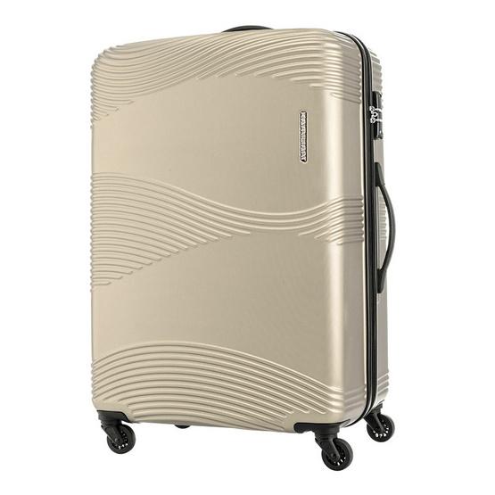 KAMILIANT กระเป๋าเดินทางรุ่น TEKU  SPINNER 78/29 TSA - LIGHT GOLD