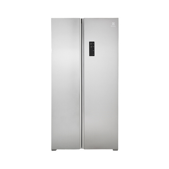 Electrolux ตู้เย็น Side-by-side ขนาด 17.7 คิว พร้อมระบบ NutriFresh Inverter รุ่น ESE5301AG-TH