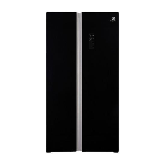 Electrolux ตู้เย็น Side-by-side พร้อมระบบ NutriFresh Inverter รุ่น ESE6201BG-TH