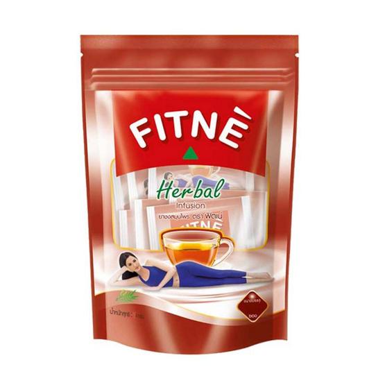 ชาชงสมุนไพร ฟิตเน่ กลิ่นดั้งเดิม แพ็ค 10 ซอง