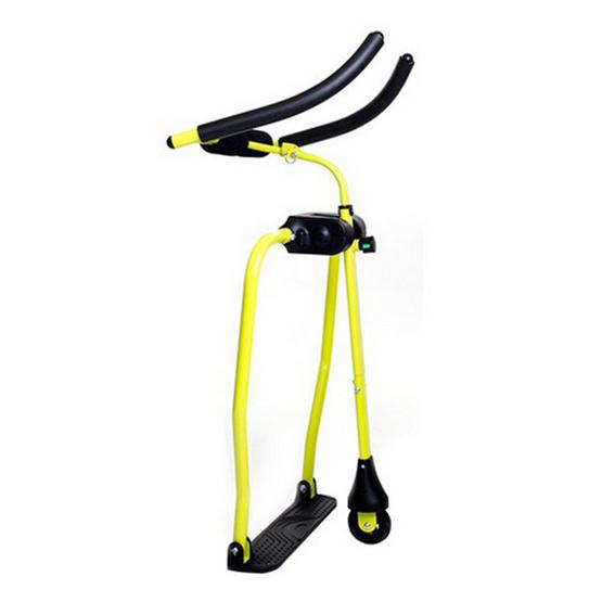 TV Direct AB WINNER เครื่องออกกำลังกายแบบนั่ง สีเหลือง