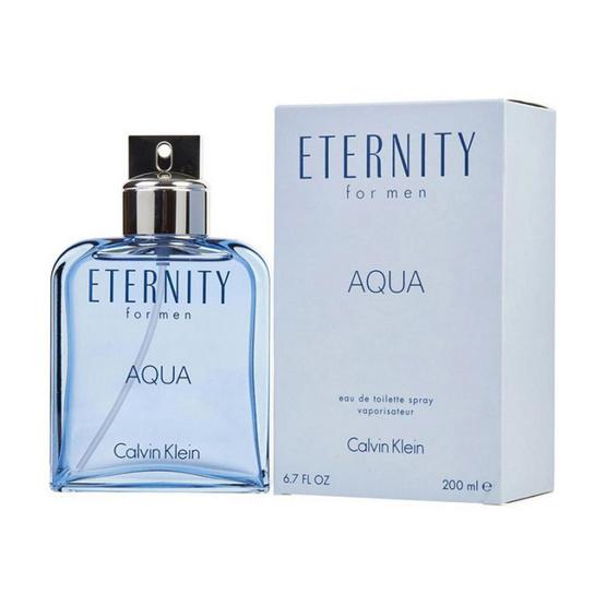 Calvin Klein Eternity Aqua For Men EDT 200 ml