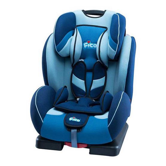 Fico Carseat รุ่น London Serie1: ES02-1 Blue