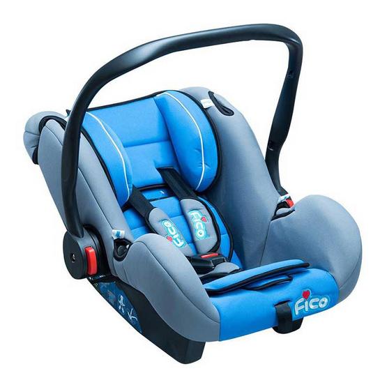 Fico Carseat รุ่น GE-A สีฟ้าเทา