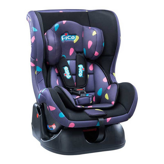 Fico Carseat รุ่น GE-B Point Color