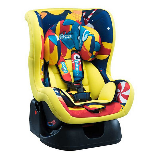 Fico Carseat รุ่น GE-B Yellow Candy