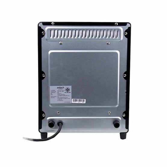 anitech เตาอบไฟฟ้าแบบ 2 ชั้น ขนาด 15 ลิตร รุ่น S101-3