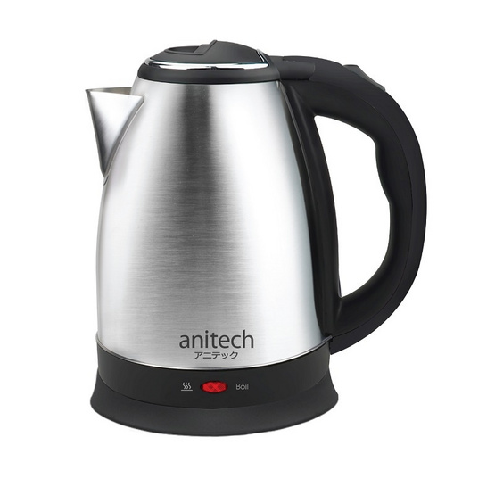 anitech กาต้มน้ำสแตนเลส รุ่น S102