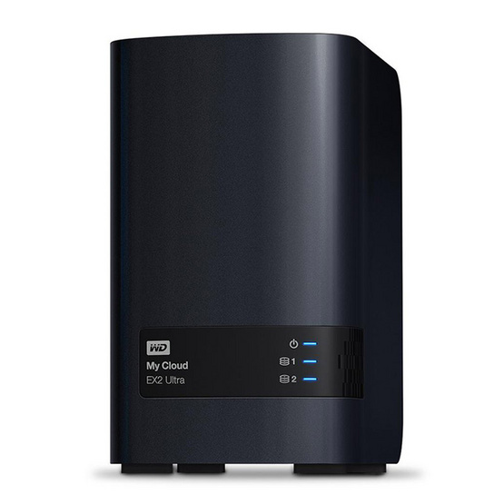 My Cloud Expert Series EX2 Ultra 16TB
