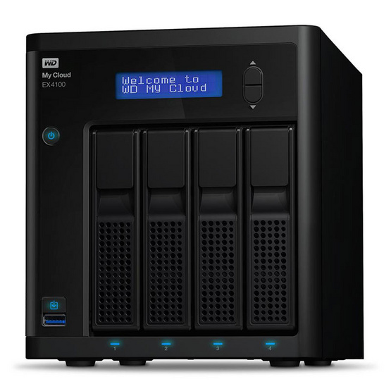 My Cloud Expert Series EX4100 24TB