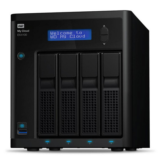 My Cloud Expert Series EX4100 32TB