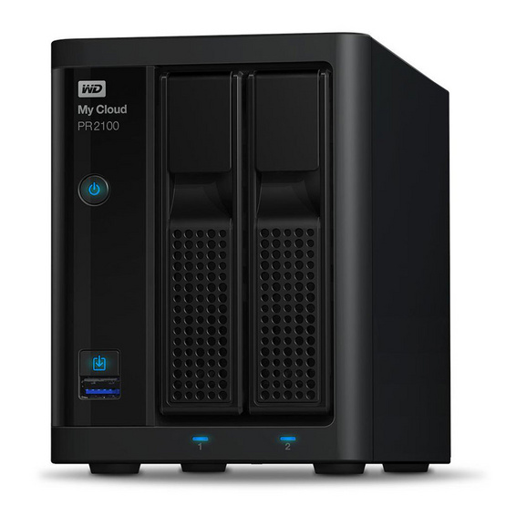 My Cloud Pro Series PR2100 8 TB