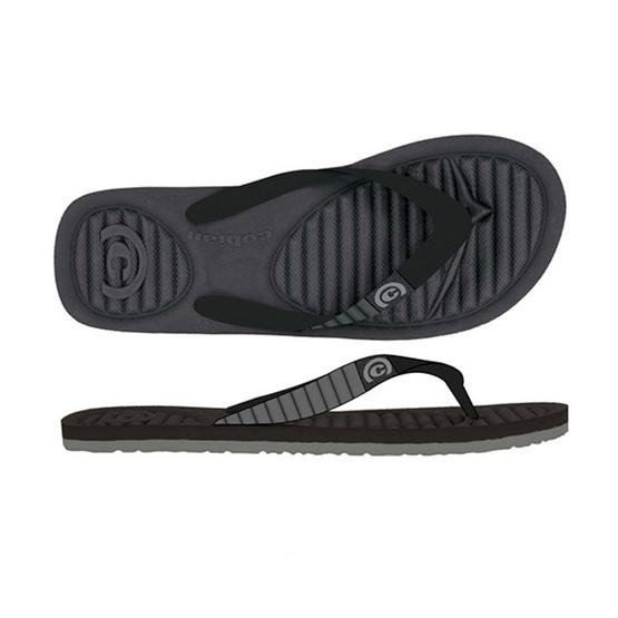 Cobian รองเท้าผู้ชาย AQP18-001 M-AQUA POD SANDAL BLACK