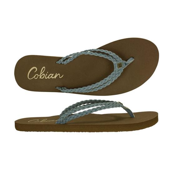 Cobian รองเท้าผู้หญิง LEC17-400 W-LEUCADIA SANDAL BLUE