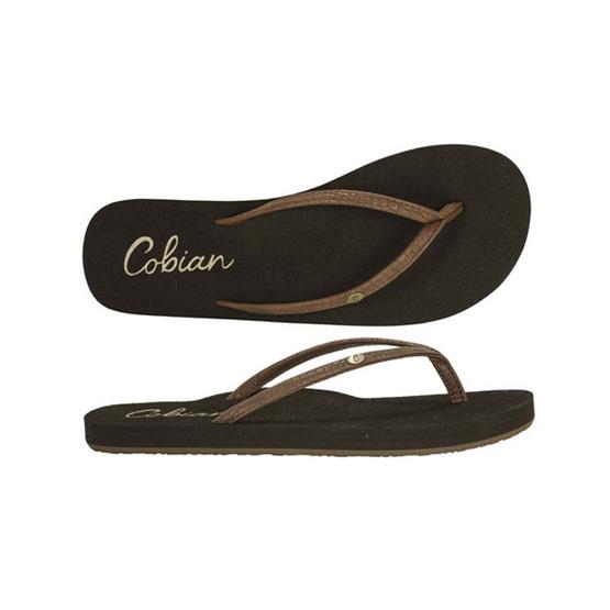 Cobian รองเท้าผู้หญิง NBO13-201 W-NIAS BOUNCE SANDAL CHOCOLATE