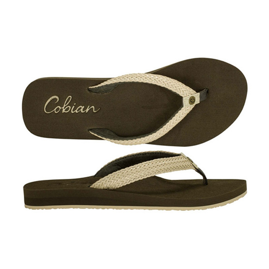 Cobian รองเท้าผู้หญิง LAT16-110 W-LALATI SANDAL CREAM