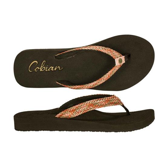 Cobian รองเท้าผู้หญิง LAT16-690 W-LALATI SANDAL CORAL