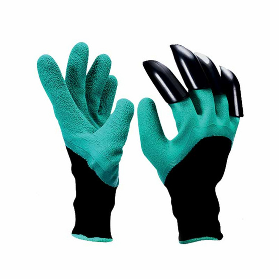 ถุงมืออัจฉริยะ สำหรับทำสวน