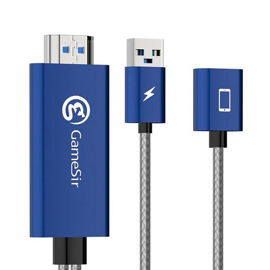 GameSir IOS To HDMI Dispaly Adapter Cable รุ่น GTV100