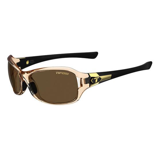 Tifosi แว่นตากันแดด DEA SL Crystal Brown & Black Brown
