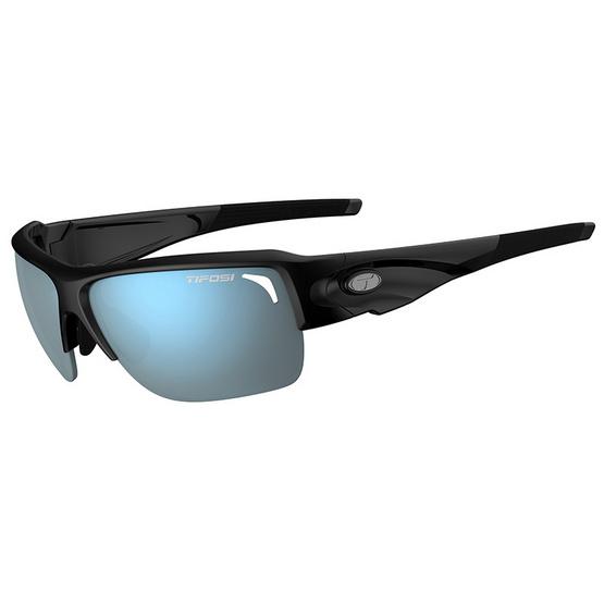 Tifosi แว่นตากันแดด ELDER SL Gloss Black Smoke Bright Blue