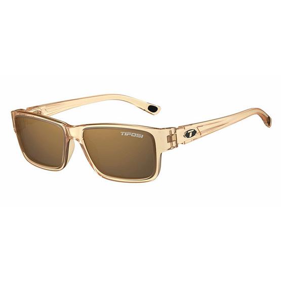 Tifosi แว่นตากันแดด HAGEN 2.0 Crystal Brown Brown
