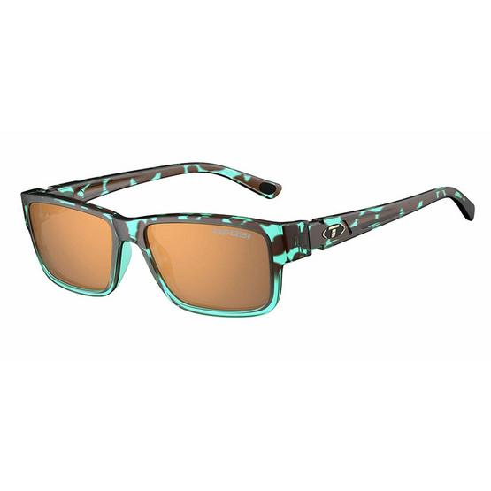 Tifosi แว่นตากันแดด HAGEN 2.0 Blue Tortoise Brown Polarized
