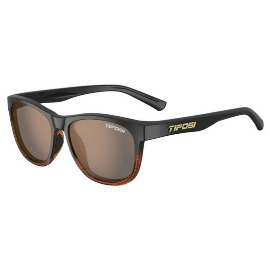 Tifosi แว่นตากันแดด SWANK Brown Fade Brown