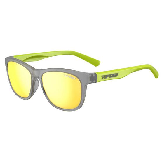 Tifosi แว่นตากันแดด SWANK Vapor/Neon Smoke Yellow