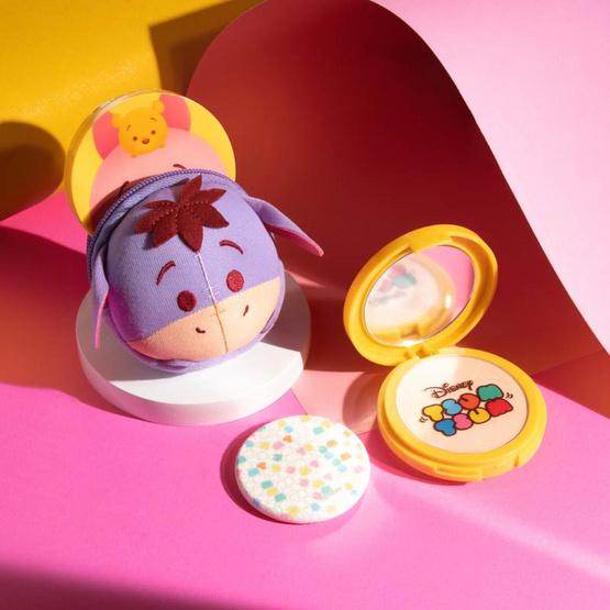 Cathy Doll Disney Tsum Tsum CC Powder Pact SPF40 PA+++ 12 g #21 Light Beige (Piglet)