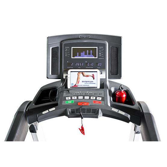 Grand Sport ลู่วิ่งไฟฟ้า รุ่น GT5D สีเทา-ดำ