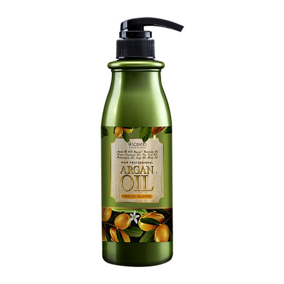 Beauty Buffet Scentio Hair Professional Argan Oil Therapy Shampoo 500 ml