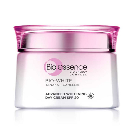 Bio essence Tanaka Bio White Advanced White Day Cream spf20 50 g