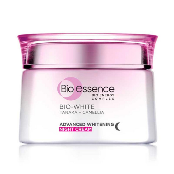 Bio essence Tanaka Bio White Advanced White Night Cream 50 g