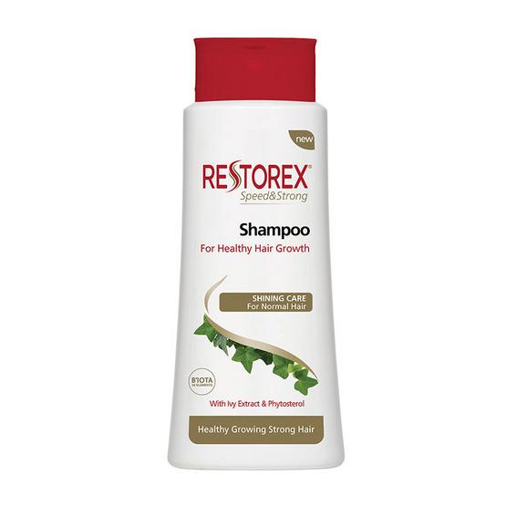 Restorex Shampoo Shining For Normal Hair 400 ml
