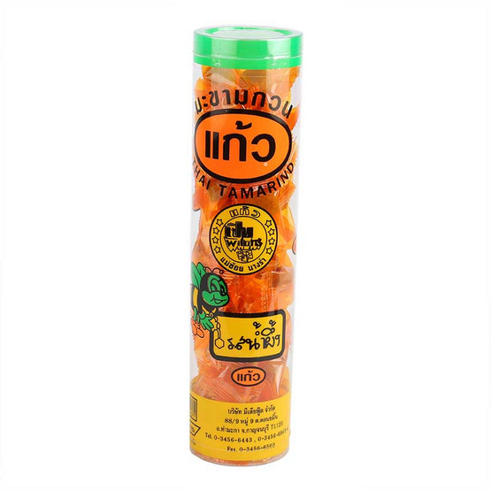 มะขามแก้ว รสผสมน้ำผึ้ง 140 กรัม